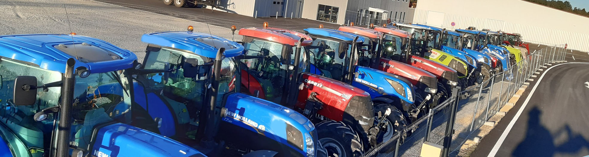 Location tracteur agricole