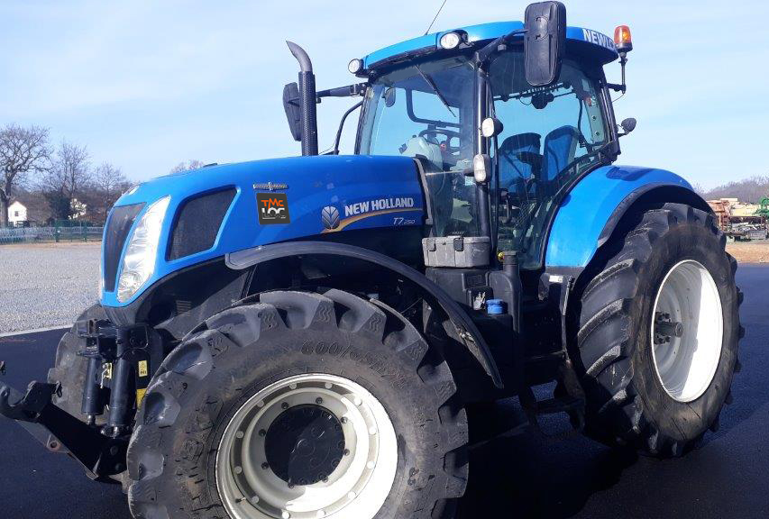 Tracteur New Holland T7.250