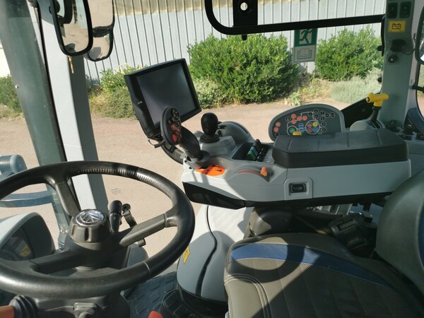 Tracteur New Holland T7.190 AC