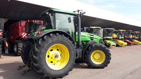 Tracteur John Deere 7730