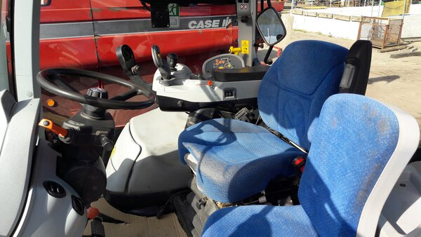 Tracteur New Holland T7.185