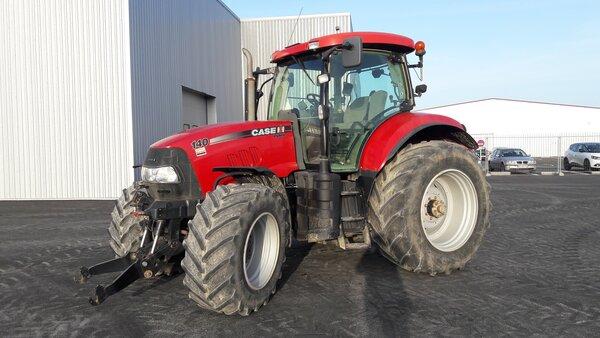 Tracteur Case IH PUMA 140