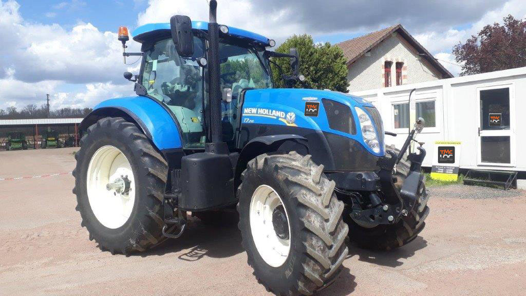Tracteur New Holland T7.210