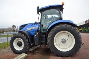 Tracteur NEW HOLLAND T7.190