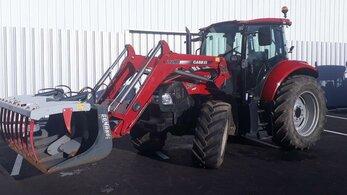 Tracteur Case IH FARMALL 105 U PRO + CHARGEUR