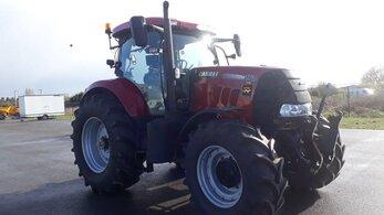 Tracteur Case IH PUMA 160 CVX