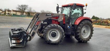 Tracteur CASE IH PUMA 160 CVX + CHARGEUR